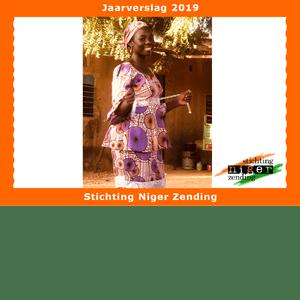 voorkant jaarverslag 2019