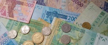 Geld uit Niger