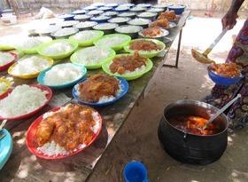 Een kijkje in de keuken van Niger