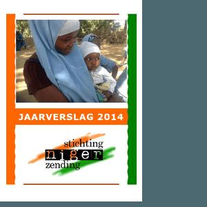 voorkant jaarverslag 2014