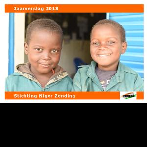 voorkant jaarverslag 2018