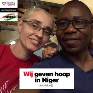 Blaise en Jeannette geven hoop in Niger